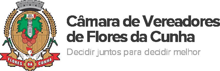 Logotipo Print Câmara de Flores da Cunha